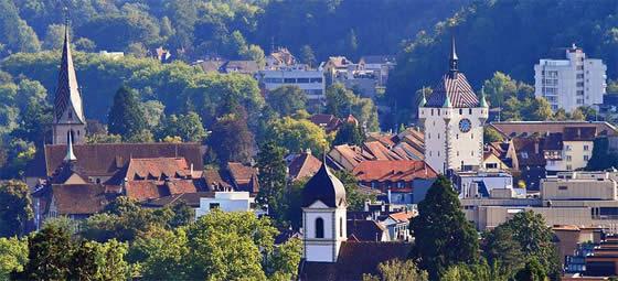 Baños Romanos Baden Baden:Turismo en Baden – Viajes a Baden